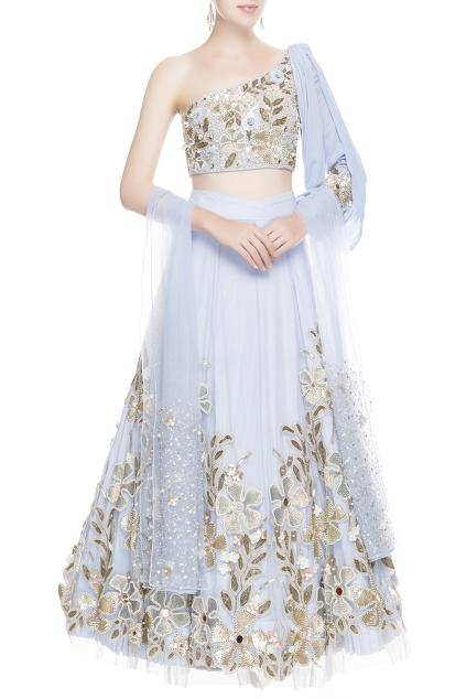 Latest Collection of Lehengas by Yoshita Couture