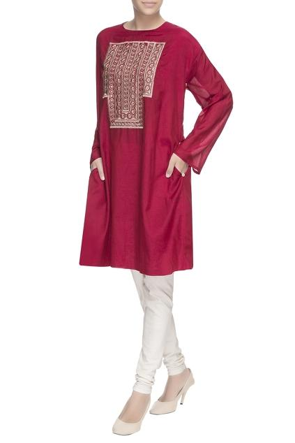 Latest Collection of Tunics & Kurtis by Aikeyah couture