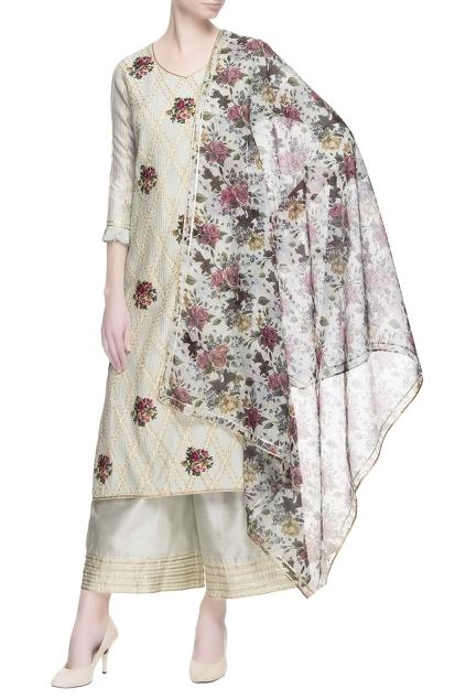 Latest Collection of Kurta Sets by MEHRAAB