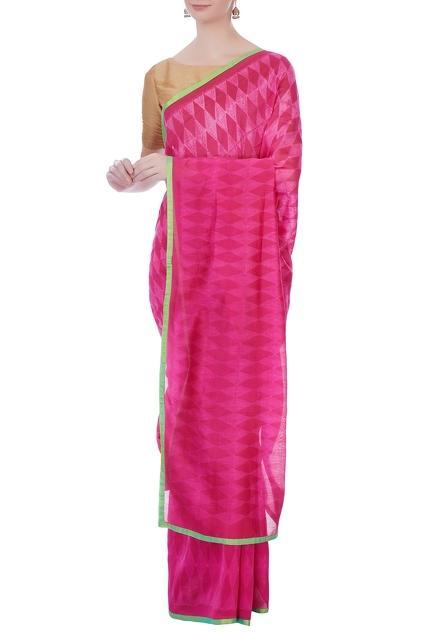 Latest Collection of Saris by Swati Vijaivargie