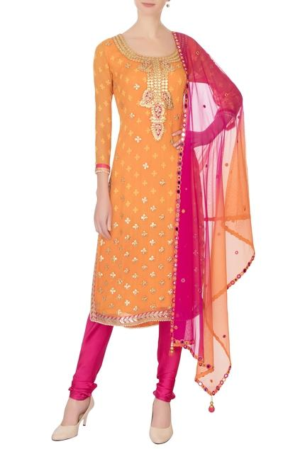 Latest Collection of Kurta Sets by Arpan Vohra