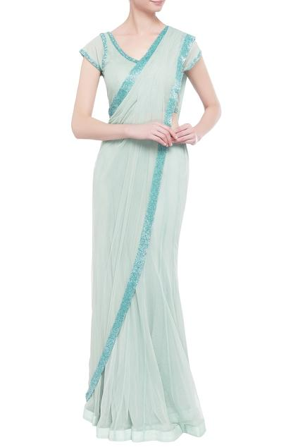 Latest Collection of Saris by Arpan Vohra