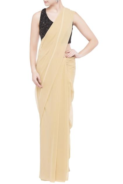 Latest Collection of Sari Blouses by Arpan Vohra