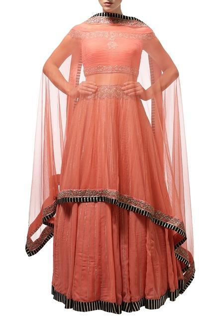 Latest Collection of Lehengas by Reeti Arneja