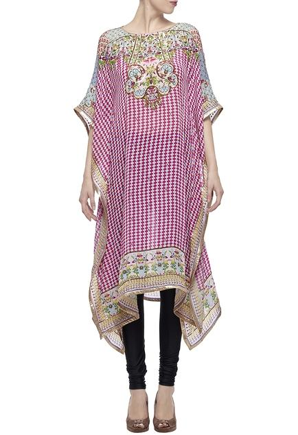Latest Collection of Kaftans by Indian by Manish Arora