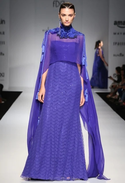 Latest Collection of Gowns by Rabani & Rakha