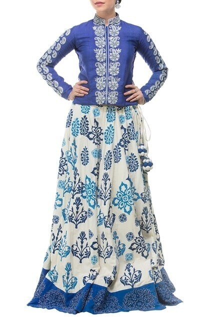 Latest Collection of Lehengas by Debarun