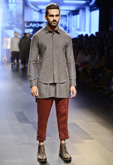 Latest Collection of Shirts by Vaibhav Singh