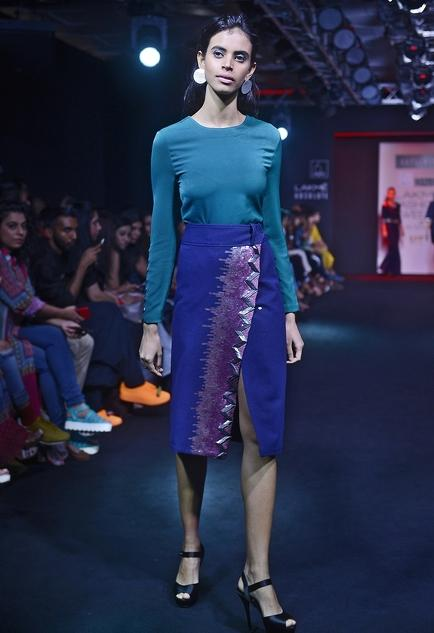 Latest Collection of Skirts by Aalyxir