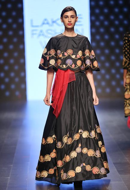 Latest Collection of Lehengas by Swati Vijaivargie