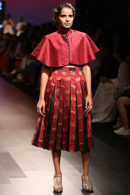 Latest Collection of Capes by Pariah by Pranami