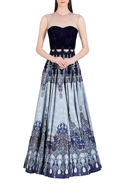 Latest Collection of Gowns by Falguni Shane Peacock