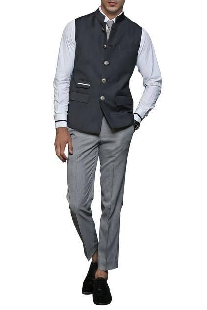 Latest Collection of Nehru Jackets by NoughtOne