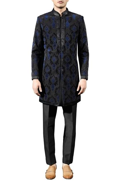 Latest Collection of Bandhgalas by Sanchit Mehra - Men