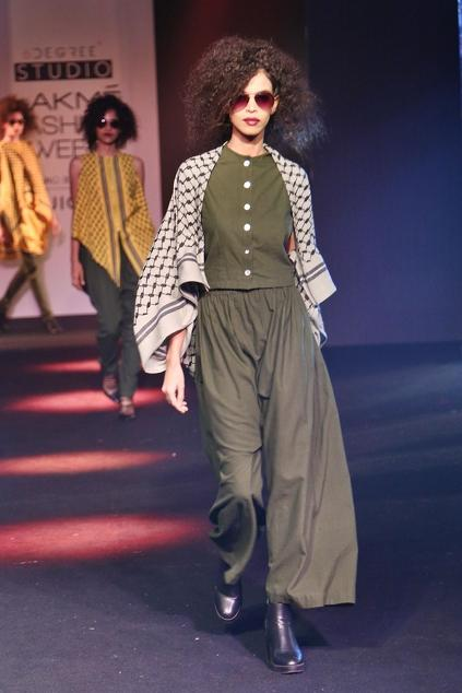 Latest Collection of Capes by Fahd Khatri
