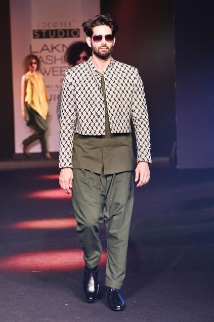 Latest Collection of Trousers by Fahd Khatri - Men