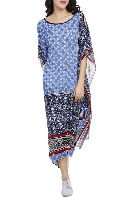 Latest Collection of Kaftans by Falguni Shane Peacock