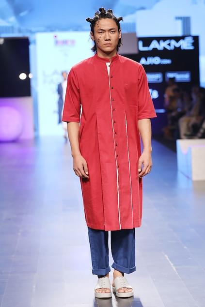 Latest Collection of Kurtas by The Pot Plant clothing - Men