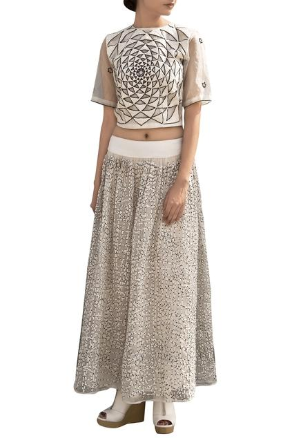 Latest Collection of Skirts by Shasha Gaba