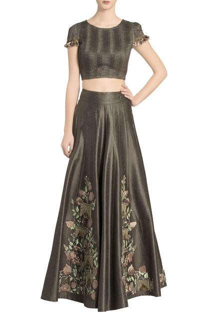 Latest Collection of Skirt Sets by Ridhima Bhasin