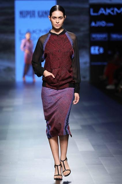 Latest Collection of Skirts by Nupur Kanoi
