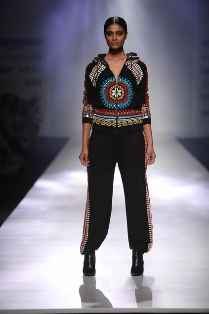 Latest Collection of Jackets by Malini Ramani