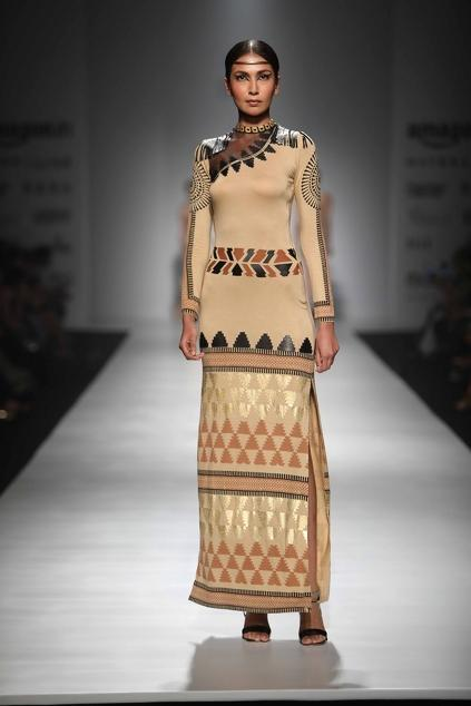 Latest Collection of Dresses by Malini Ramani