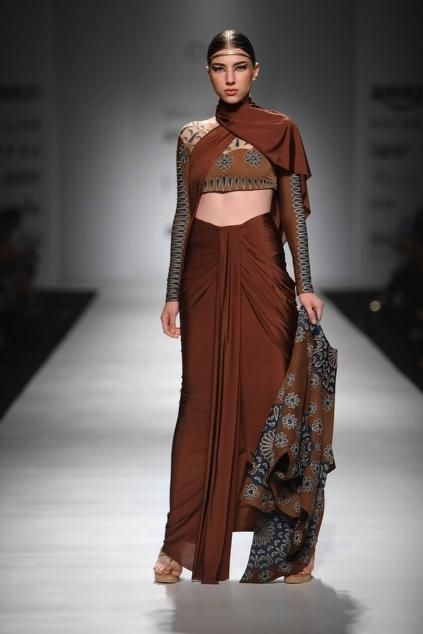Latest Collection of Capes by Malini Ramani