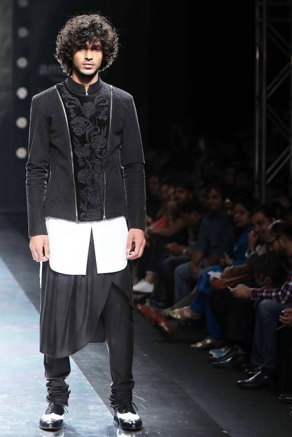 Latest Collection of Trousers by Pawan Sachdeva