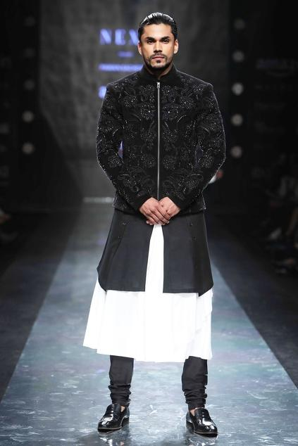 Latest Collection of Jackets by Pawan Sachdeva