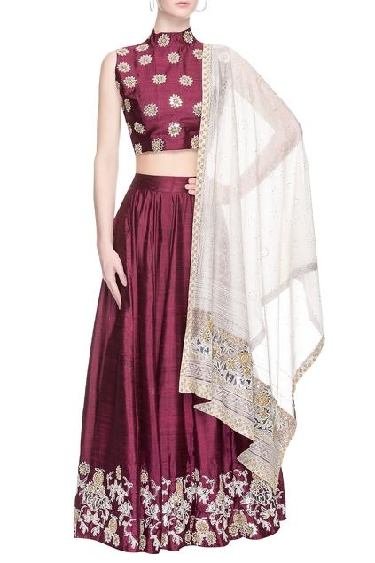 Latest Collection of Lehengas by Surendri By Yogesh Chaudhary
