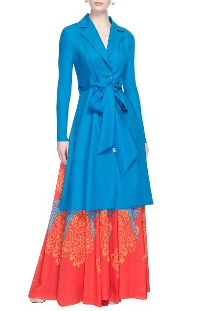 Latest Collection of Skirt Sets by Surendri By Yogesh Chaudhary