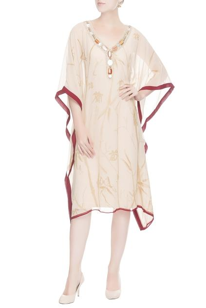 Latest Collection of Kaftans by Arpan Vohra