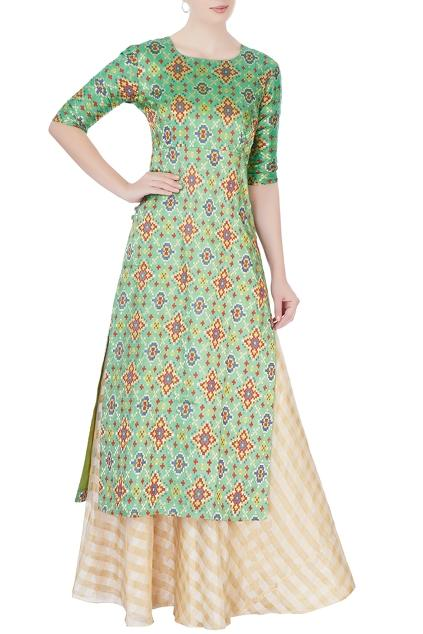 Latest Collection of Lehengas by Pinki Sinha