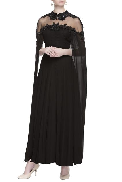 Latest Collection of Gowns by Chandni Rai