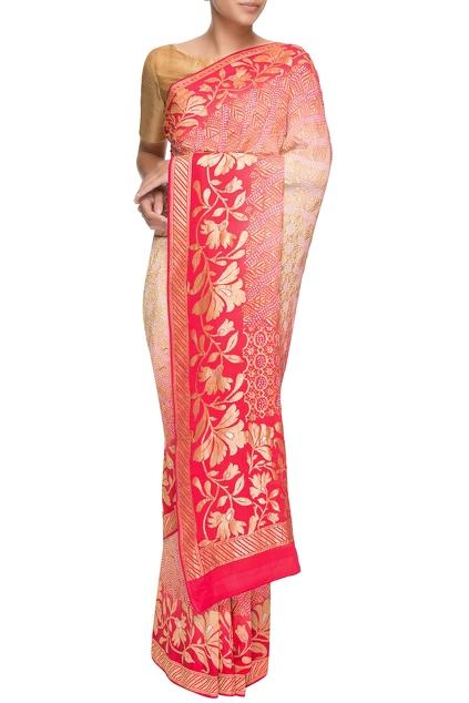 Latest Collection of Saris by Naina Jain