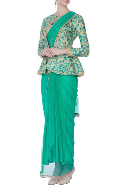 Latest Collection of Saris by Vikram Phadnis