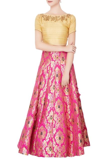 Latest Collection of Lehengas by Gopi Vaid