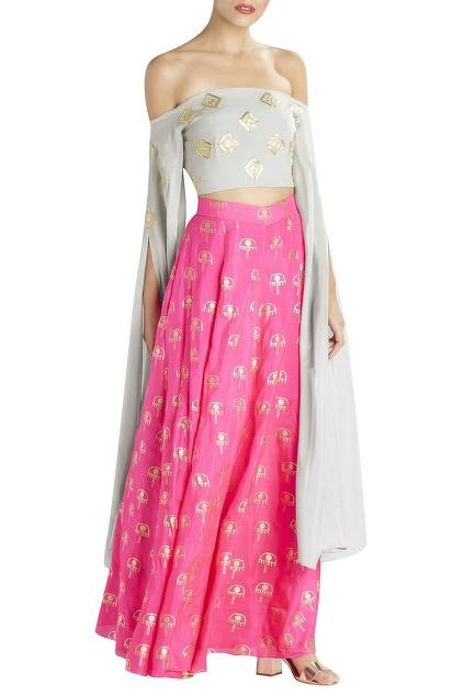 Latest Collection of Skirt Sets by Masaba