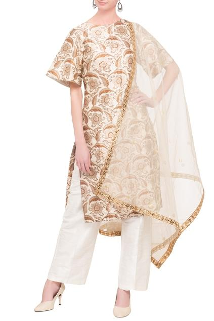 Latest Collection of Kurta Sets by Rajat k Tangri