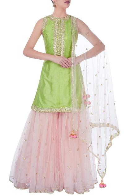 Latest Collection of Kurta Sets by Preeti S Kapoor
