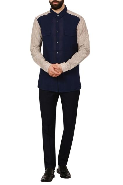Latest Collection of Shirts by Rajesh Pratap Singh - Men