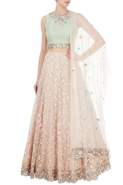 Latest Collection of Lehengas by Rajat & Shraddha