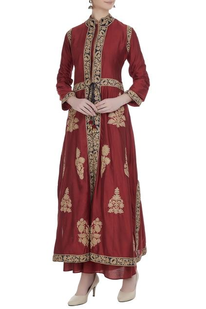 Latest Collection of Jackets by Heena Kochhar