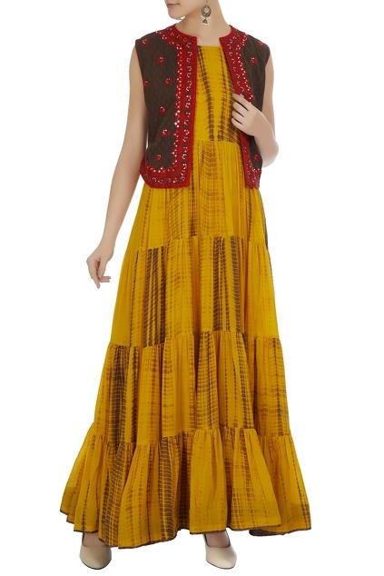 Latest Collection of Dresses by Heena Kochhar