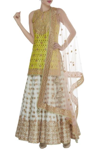 Latest Collection of Kurta Sets by Tamanna Punjabi Kapoor