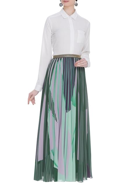 Latest Collection of Skirts by Geisha Designs