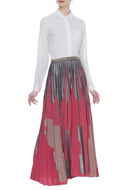 Latest Collection of Pants by Geisha Designs
