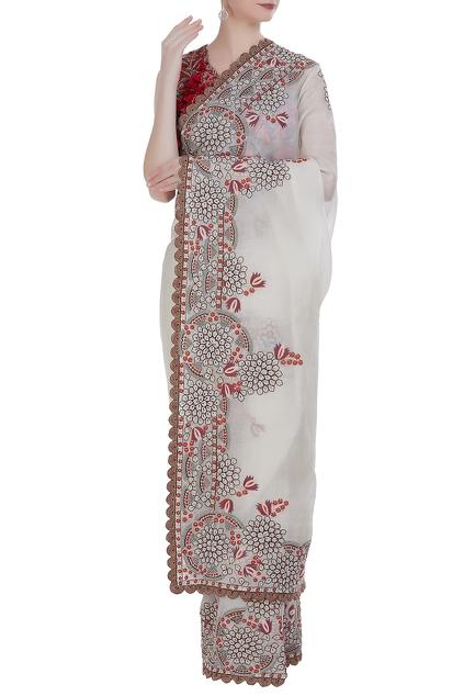 Latest Collection of Saris by Anamika Khanna