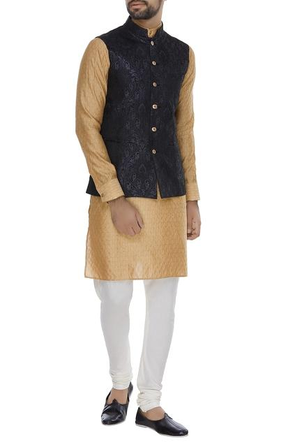 Latest Collection of Nehru Jackets by Vavci